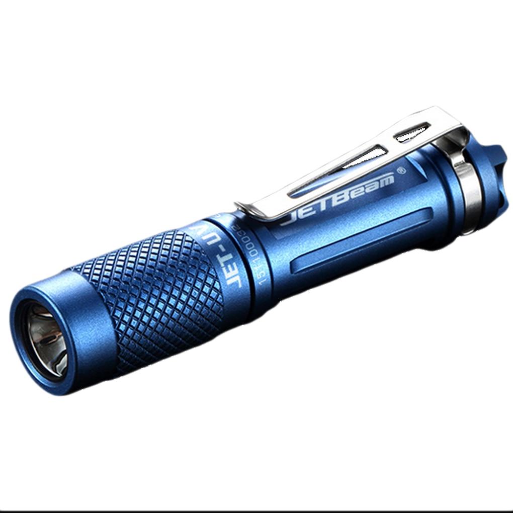JETBeam JET-UV LED UV Flashlight Lantern Light Lamp Waterproof Torch Light Money Detector Banknotes Detector zno nanoparticles uv detector