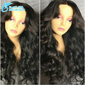 8A Grade Loose Body Wave Gluless Full Lace Human Hair Wigs ,Brazilian Virgin Human Hair Lace Front Wigs For Black Women