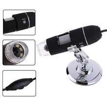 Cheapest prices Mega Pixels 800X 8 LED USB Digital Microscope Endoscope Camera Magnifier 40 xs to 800 xs AVI DC 5V 2Mega Pixels Microscope