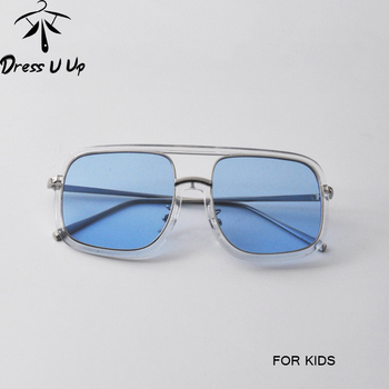 DRESSUUP Fashion Retro Kids Eyeglasses B...