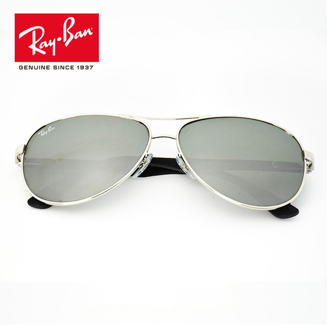 c77f0c8d16c60 Polarized Sunglasses RAYBAN 100% Original Male Sun glasses Men s Driving  Shades RB8313-003 40