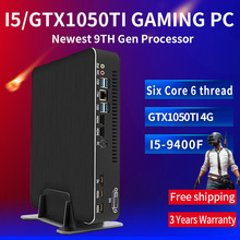 PC Desktop Nettop Intel I5 Linux-Game Computer 4k 9400F Windows 10 HTPC Dedicated-Card-Gaming