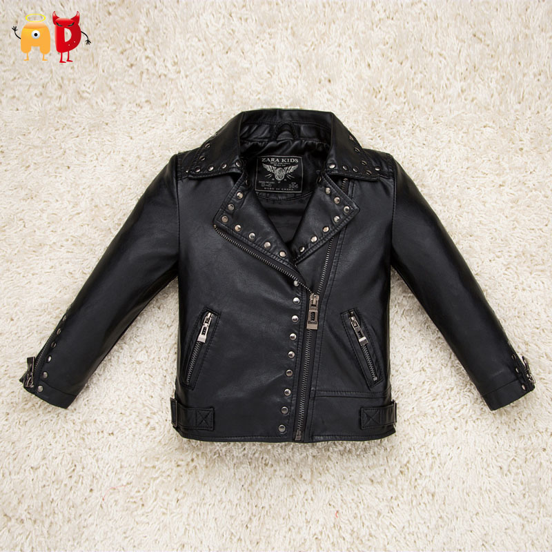 Aliexpress.com : Buy AD Cool Windproof Motor Jackets for Boys ...