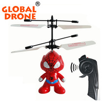 hot sale!!!Toys flying remote control toy  spaceman rc robot Flying electronic toys,Russian or English mini drone