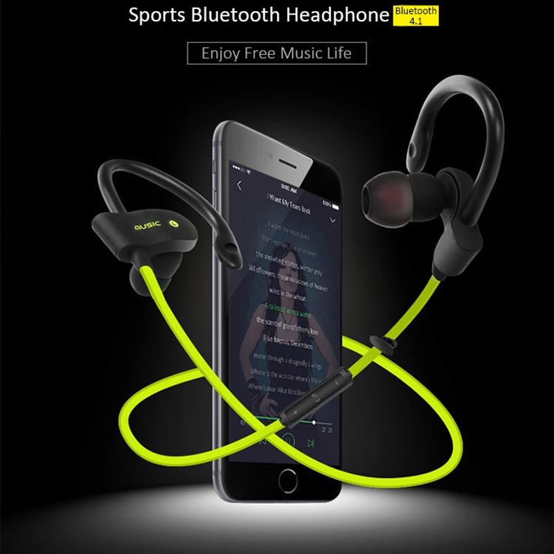 Hot Sale  Wireless Bluetooth Earphone Headset