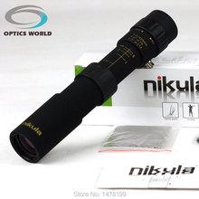 Cheaper Nikula10-30×25 monocular zoom telescope binoculars high quality  night vision monoculars HD Pocket