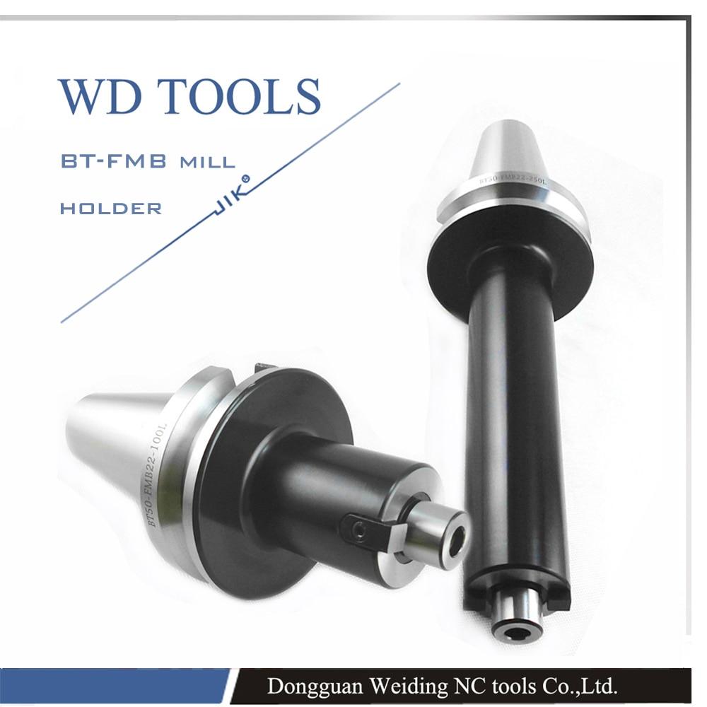 FMB22 BT40 FMB face mill holder-----BT40-FMB22-200 m16 bt40 fmb22 45l face endmill holder shell end mill arbor cnc milling new