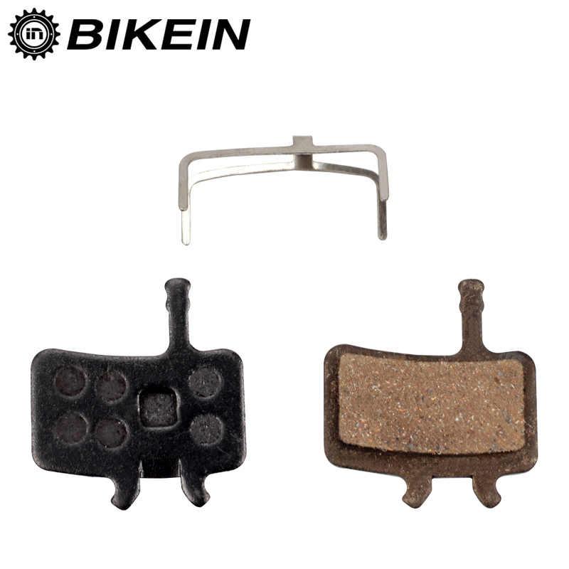 1Pair Metal Pads for Bikes Disc Bicycle Brake Bike Semi-metallic Resin Brake PDS