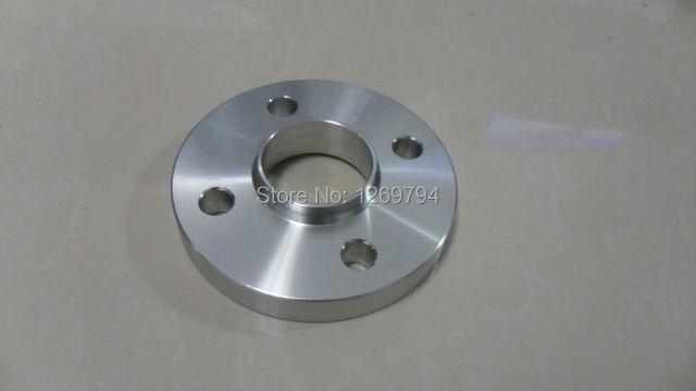 Espaçador da roda Do PCD 4x100mm Adaptador de Roda HUB 54.1mm 20mm de Espessura 4*100-54.1-20