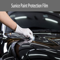 For Auto Car Door Sill Edge Paint Protection 1pc 1.52m*3m Clear Vinyl Car Door Sill Edge Anti Scratch Paint Protect Film Sunice