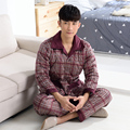 -25 Degree ! Russian men warm winter overalls, winter jacket for male,soft flannel quilted pajamas plus size XXXL pijamas hombre
