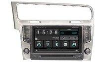 Dvd-плеер GPS навигации для Volkswagen Passat B6 Гольф 7 Sharan Caddy головного устройства Авторадио с мультимедиа BT map Бесплатная камера