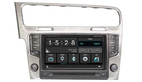Car Dvd Player Navigation For Volkswagen Vw Passat B6 Golf 7 Sharan