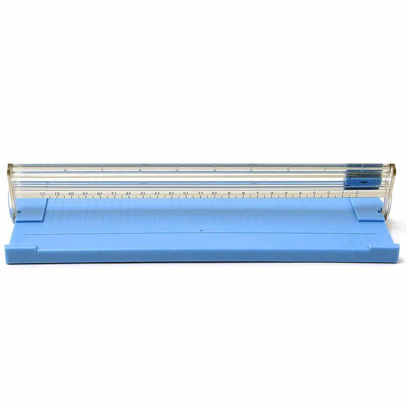... Moda populares doblado A4 A5 precisión papel cortar cortador Scrapbook  Trimmer ligero de corte alfombra ... fe2f2b62ed84