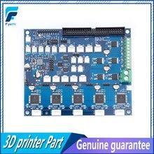 Klonlanmış Duex5 DueX genişletme kartı Ile TMC2660 Desteği Termokupl Veya PT100 Kızı Kartları 3D Yazıcı Ve CNC makinesi
