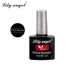 Lily Angel 15ml Base coat Intense Seal Liquid Nail Art Primer Bonder Liquid Primer Forbedre vedheft av UV Gel Nail Polish