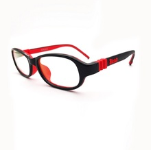 48-15-131 The new brand children silica gel spectacle  high-grade soft silicone frame can be folded kids eyeglasses lente