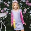 Baby Girl Dress With Animal Applique 2017 Brand Autumn Princess Dress For Girls Clothing Robe Enfant