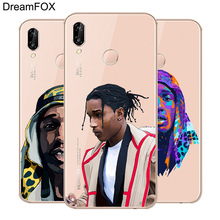 DREAMFOX M382 Asap Ferg  And Rocky Soft TPU Silicone Case Cover For Huawei Honor 6A 6C 7X 9 10 P20 Lite Pro P Smart 2019