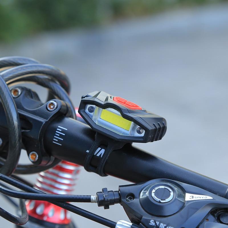 f349b33b8fa4a ̿̿̿(•̪ )Acessórios da bicicleta MTB ciclismo de carregamento USB luz ...
