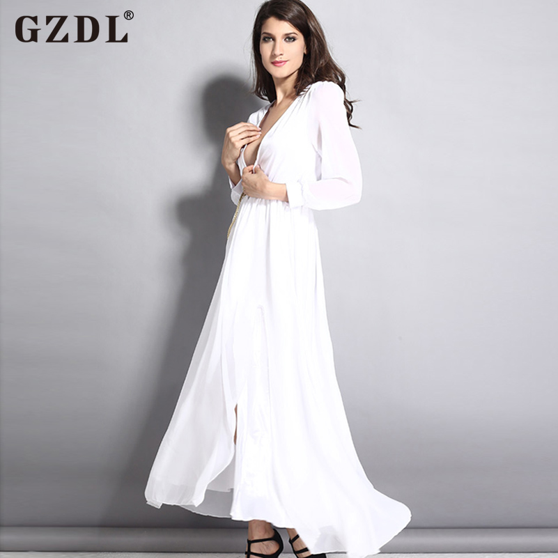 Popular Long Wrap Dress-Buy Cheap Long Wrap Dress lots from China ...