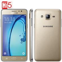 "Original nuevo samsung galaxy on5 g5500 abrió el teléfono móvil dual sim 4g lte 5.0 ""8mp quad core 1280×720 android 5.0"