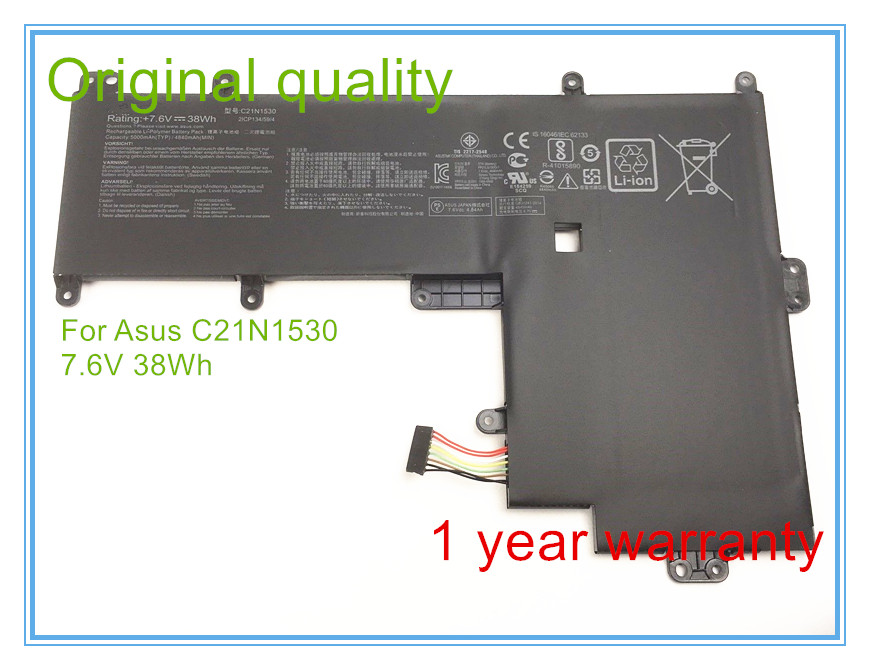 Qualité d'origine pour ChromeBook C202SA-YS02 38Wh batterie C21N1530 nouveau