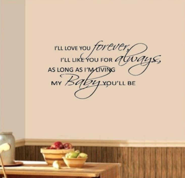 Nursery Decor Wall Art Printable Quote S
