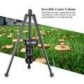 Reise Stativ Selfie Stick Stand, tragbare Leichte 5-Section Einstellbare Aluminium Kamera Video Stativ mit Swivel Kugelkopf