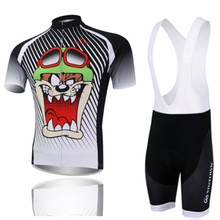 Hot Sale Cool Men's Red Bicycle Bike Jersey Cycling Short Sleeve Clothing Cycling Wear Short Jersey Top S-XXXL