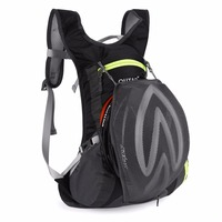 OUTAD 15L Outdoor Backpack Riding Backpack Camping Bag With Helmet Cover
