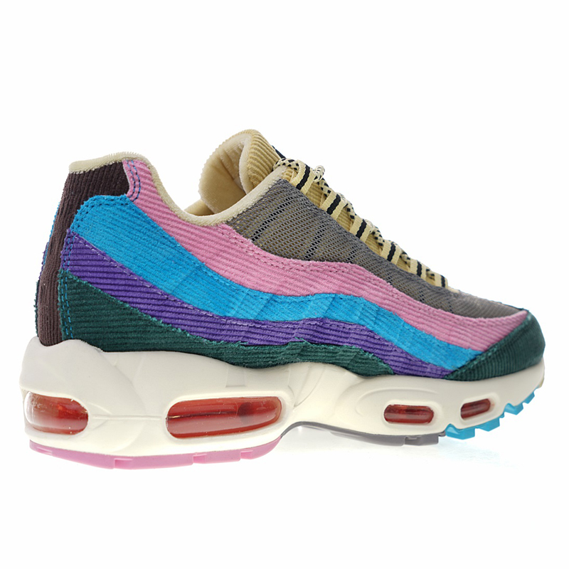 innovative design 0fef8 c5355 Nike Air Max 95 OG Men s and Women s Running Shoes,Breathable Non slip High  Quality Outdoor Sports Shoes AJ4219 600-in Running Shoes from Sports ...