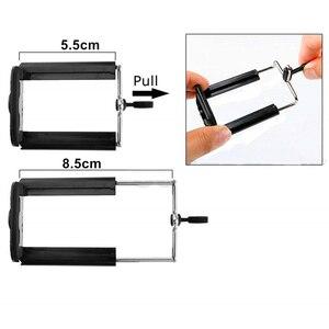 Image 2 - חצובה עבור טלפון חצובה חדרגל selfie מרחוק מקל עבור smartphone iphone tripode עבור טלפון נייד מחזיק bluetooth חצובות