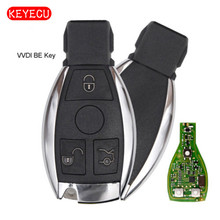 Keyecu Xhorse VVDI BE Key Pro Improved Version Complete Remote Key 315MHz/433MHz Car Key for Mercedes-Benz цены онлайн
