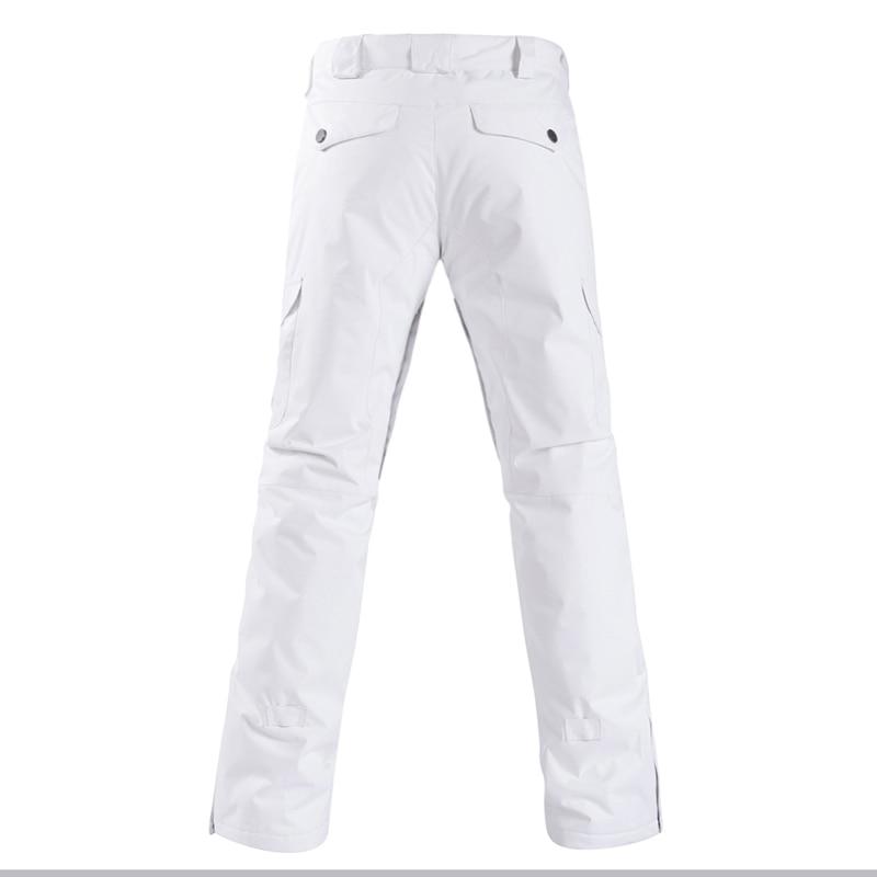 Pantalon de Ski femme pantalon de Ski chaud coupe-vent imperméable neige snowboard pantalon femme extérieur hiver pantalon de Ski pantalon - 3