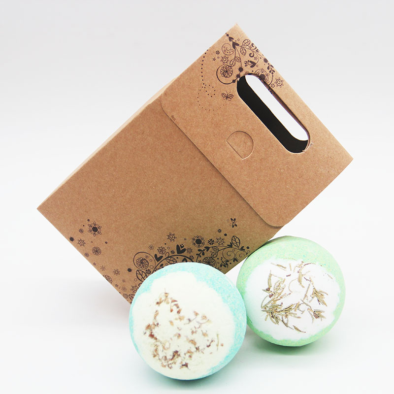 Tsing Bath Bomb green Tea Sweet Olive 120G moisturizing Bubble SPA handmade large Gift Set Natural bath bomb