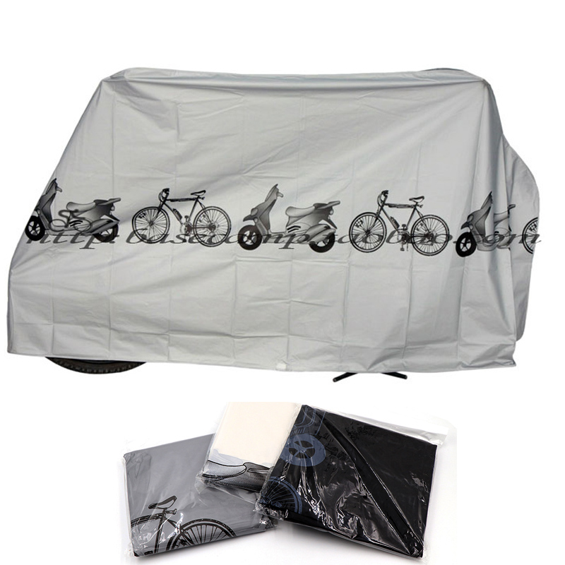 3 Colors 26 29 29er Bicycle Waterproof Cover Outdoor UV Protector MTB Bike Case Rain Dustproof Cover for Motorcycle Scooter