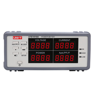 UNI T UTE1010A 1~300v Bench True RMS Voltage Current Digital Power Factor & Meter Analyzer Range 3000W Electric parameter tester