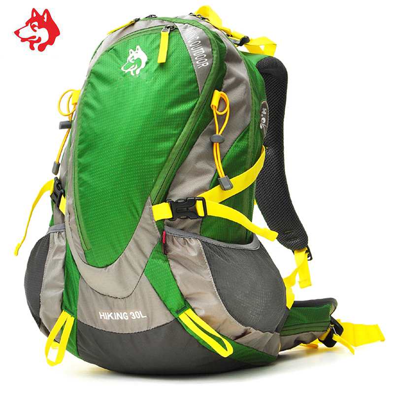 Здесь продается  Famous Brand 30L Sporttas Nylon Outdoor Sports Travel Hiking Backpack Bags For Sport Camping Climbing Backpacks Bag Rucksack  Спорт и развлечения