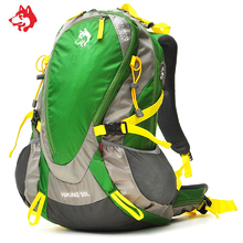Famous Brand 30L Sporttas Nylon Outdoor Sports Travel Hiking Backpack Bags For Sport Camping Climbing Backpacks Bag Rucksack