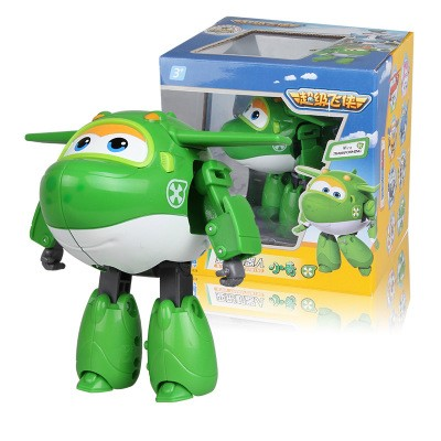 Boy Christmas Toy.Us 10 84 34 Off Hot Sale 12cm Super Wings Abs Plane Robot Toys Jett Airplane Action Figures For Boys Christmas Gift Transformation Brinquedos In