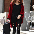 women batwing cardigans wool sweaters knited sweater general size women outwears spring jacket clothes