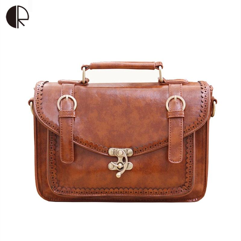 ⑥new Fashion Women Vintage Vintage Envelope Handbags Brand
