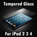 Für iPad 4/3/2 Ultradünne Premium Explosionsgeschützte Gehärtetem Glas Bildschirm Wache-in Tablet-Display-Schutzfolien aus Computer und Büro bei
