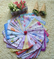 "35PCS 11.8"" Cutter Ladies Viniage Hanky Floral Handkerchief"