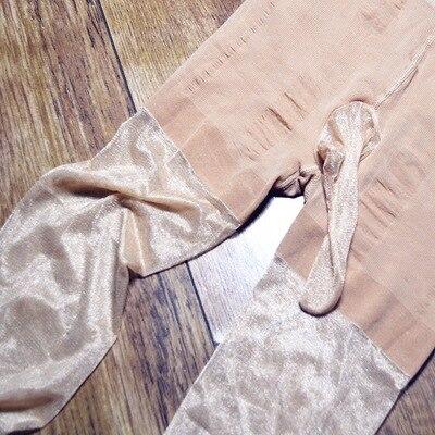 2018 Men Glossy Silky Sexy Pantyhose Summer Thin Section Light Base Socks Flash Stockings Sexy Jj Sleeve Of Men's Socks
