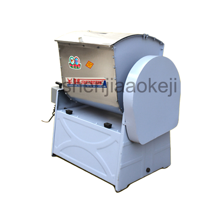 25KG capacity Automatic Dough Mixer Commercial Dough Mixer Flour Mixer Stirring Mixer The pasta machine Dough kneading 2200w siku siku 1645 трактор с прицепом для перевозки бревен