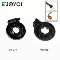 EJOYQI KT V12 Ebike PAS CD V12L 6 Magneten Links Pedal Unterstützen Sensor Dual Halle Sensoren 12 Signale Elektrische Fahrrad PAS Sensor-in E-Bike Zubehör aus Sport und Unterhaltung bei
