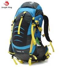 JUNGLE KING Kültéri kemping hegymászó táska váll vízálló hátizsák 45L túra táska 45L férfi nők gyártók nagykereskedelem