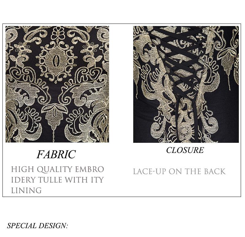 ангел-винтаж мода 1920-х годов без жестокой вышивка видеть сквозь узелок line вечернее платье vestidos де noche черный 189